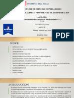 Analisis San Fernando