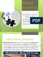 Topic Banking Retail