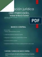 Regulación Jurídica Del Mercado. Unidad Banco Central. DIAPO