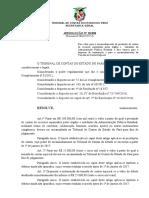 Resolução do TCE PA