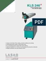 Laser para micro cortes