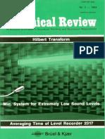 Hilbert Transform Tharane