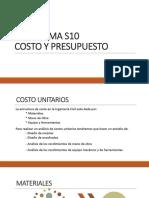 COSTO UNITARIO1