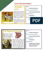 Mitos Del Perú Prehispánico