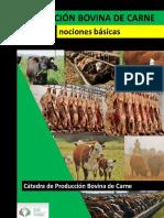 Nociones Basicas de Producción de carne