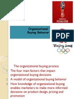 Ch02 Organ Buying Behavior