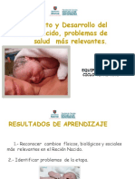 Clase Recien Nacido 2018
