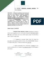 Petição para o STF defesa de Lula