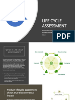 Life Cycle Assessment of a Cigarette