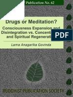 Bl062 Govinda Drugs or Meditation