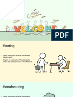 Powerpoint Doodle Template