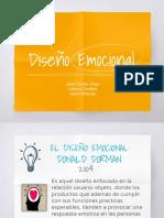 Diseño emocional