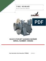 Starjet Instructions