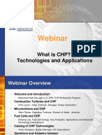What is Chp Technologies and Applications