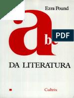 ABC da literatura Ezra Pound