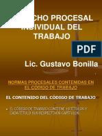 Derecho Procesal Individual Del Trabajo (1)