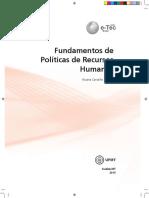 03 Fundamentos Politica RH LOGISTICA - CEPA