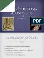 Periodo post-apostólico