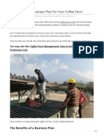 Perfectdailygrind.com-Tips to Create a Business Plan for Your Coffee Farm