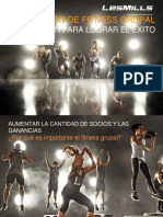 8 REGLAS LES MILLS INTERNATIONAL (ESPAÑOL)