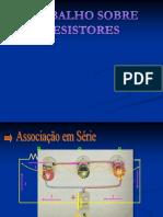 Aula sobre associação de resistores.