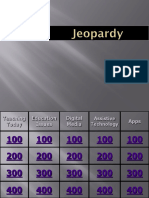 chapter 6 chapter questions - student jeopardy template  1