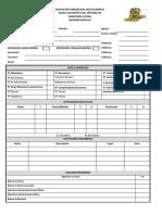 Modelo de Informe mensual Conquistadores AVSOC