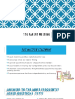 tag parent meeting
