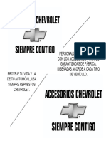 Manual Del Propietario Chevrolet Captiva