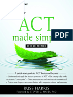 ACT Made Simple - Russ Harris