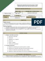 Informe multiplexor