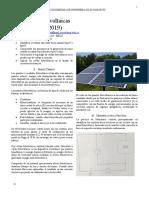 Celdas Fotovoltaicas Informe