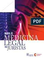 manual de medicina legal para juristas