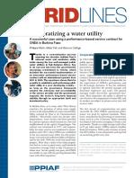 53 Corporatizing Water Utility