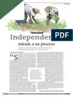 Independencia Mirada a Un Proceso