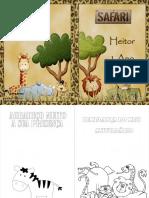 Livro Safari