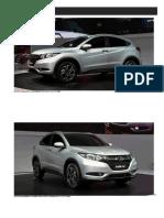 Honda HR-V Fotos