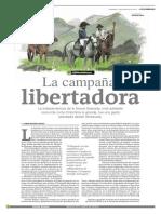 La Campaña Libertadora