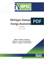 Michigan Statewide Energy Assessment Report