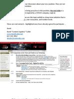 David Cutler Slides Shared at MIT ILP - Update