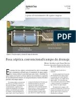 Fosa séptica convencional-campo de drenaje -Serv.Extension Agricola Texas.pdf