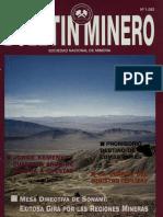 Boletin Minero N° 1082