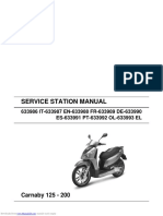 Carnaby 125 service manual