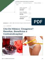 → Chá De Hibisco_ Emagrece_ Receitas, Benefícios e Contraindicações!.pdf