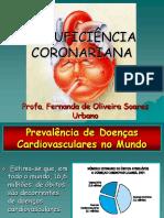 Insuficiência coronariana