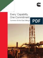 Potencia Motriz Para Petroleo Gas CMI