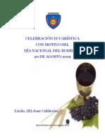 Celebración Eucarística Bombero 2019