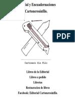 Editorial cartonerosinfilo