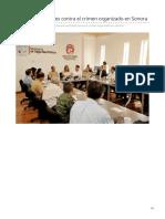 05-08-2019 Endurecen acciones contra el crimen organizado en Sonora - Reporte Indigo