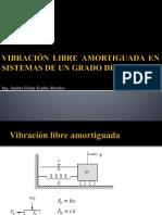 1gdl Vibración Libre A